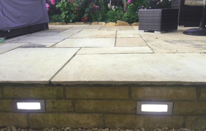 Outdoor Lighting Electrician Gloucestershire