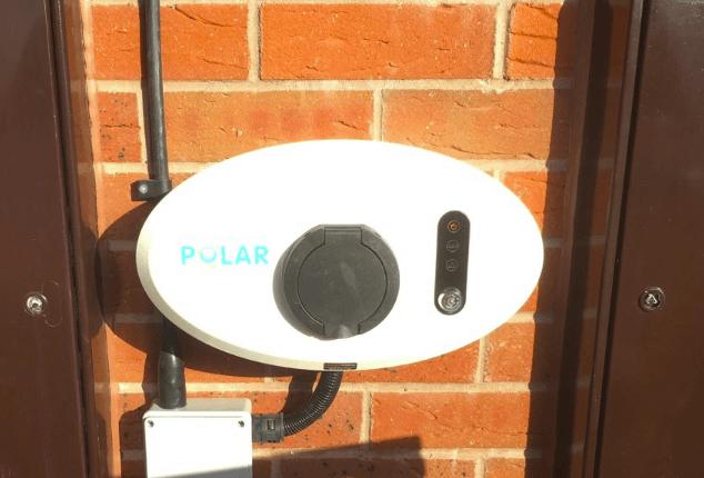 Polar Domestic EV Charging Point